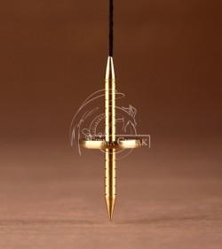 pendulum virtual cone brass...