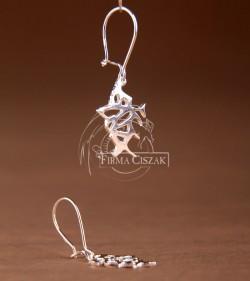 sign of love earrings