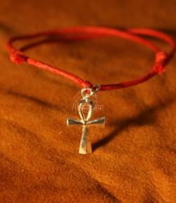 Bracelet Ankh cross+bracelet