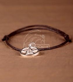 Pentagram + Bransoletka na...