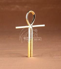 Atlantis cross brass 13,7cm