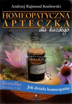 Homeopatyczna apteczka dla...
