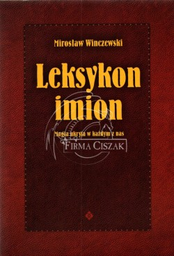 Leksykon imion - Mirosław...