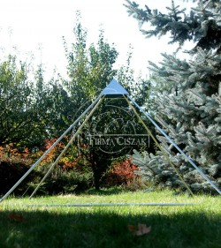 pyramid skeleton aluminum...