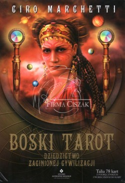 Boski Tarot - Karty+książka...