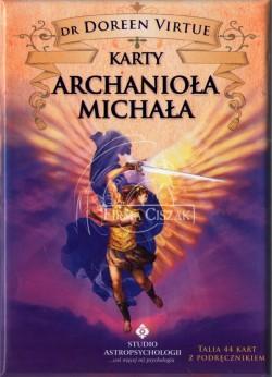 Karty Archanioła Michała -...