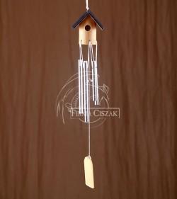 Dzwonek rurowy domek dla...