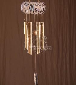 Dzwonek wietrzny bambus +...