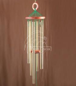 Dzwon rurowy Mosiądź Feng-Shui