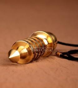 pendulum Isis brass 7,5cm