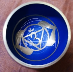 small chakra bowl VI