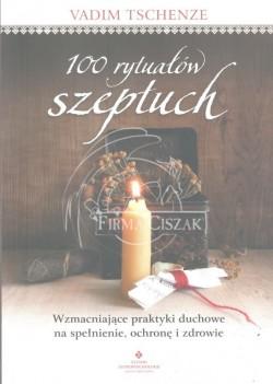 """""""100 rytuałów szeptuchy""""..."""