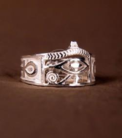 Pierścień Oko Horusa