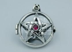 Pentagram podwójny otwierany