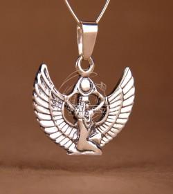 Protective wings pendant II