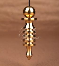 pendulum Isis brass 7,5cm/87g