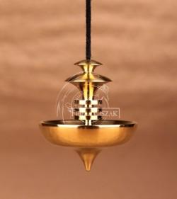 pendulum Mer-Isis brass 4,4cm