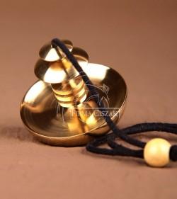 pendulum Mer-Isis brass 2,2cm