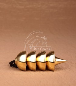 pendulum Osiris brass 7,5cm