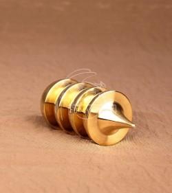 pendulum Osiris brass 4cm