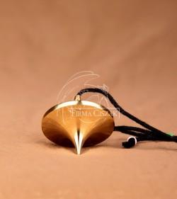 pendulum ufo brass 2,5cm