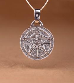 Agrippa pentagram