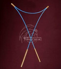 three-spoke rod