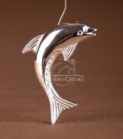 Delfin - Broszka