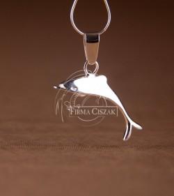 Delfin - Wisior Mały