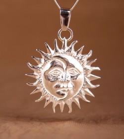 Słońce z Półksiężycem Duży