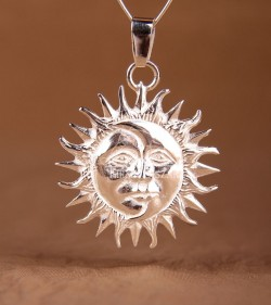 sun with crescents