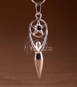 Bogini z Pentagramem