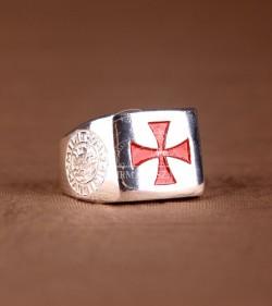 Pierścień Templariuszy