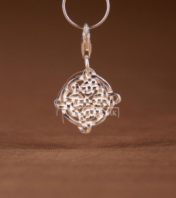 Celtic knot charms