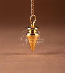 pendulum Triangular brass...